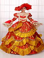 Steampunk®Georgian Rococo Style Wedding Dresses Marie Antoinette Prom Dress