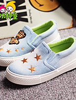 Boys' Shoes Outdoor / Athletic / Casual Denim Loafers / Espadrilles Blue