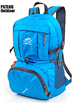 Backpack Camping & Hiking Waterproof / Rain-Proof / Dust Proof / Multifunctional 40 L  Terylene / 600D Ripstop