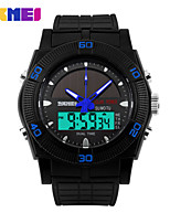 Sports Watch Men's / Ladies' / Unisex LCD / Pulse Meter / Calendar / Water Resistant / Soloar / Sport Watch Digital