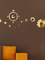 Otros Moderno/Contemporáneo / Tradicional / Campestre / Retro / Casual / Oficina/ Negocios / Otros Reloj de pared,Casas / Otros / Familia