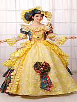 Steampunk®Georgian Rococo Style Wedding Dresses Marie Antoinette Party Dresses and Carnivale Gown