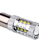 2pcs Kia Borrego auto cree 80w 1156 ha condotto degli indicatori di direzione luce di freno auto con leggerezza super luminoso