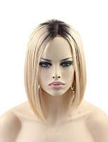 Instock Blonde Ombre Wig Lace Front Human Hair Wigs Celebrity Beyonce Wig Bob Wigs