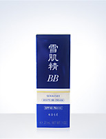 Kose Sekkisei™Japan Foundation Cream Whitening / Natural / Breathable / Brightening Face Natural / Ivory BB Cream