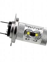 nueva protones bora etc cree de la lámpara de luz de cruce de coche de bajo 50w h11 luz de niebla del coche de la lámpara de la lámpara de