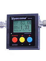 Surecom SW-102 125-525Mhz Digital VHF/UHF Antenna Power & SWR Meter