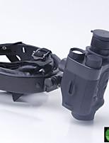 GUOANTAI 1x 24 mm Monocular BAK4 Militar / Visión nocturna 30° 0.5m Sin Mecanismo de Enfoque Revestimiento Múltiple CompletoCaza /