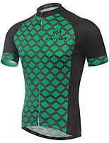 XINTOWN Men Bicycle Short Sleeve Jersey Sports Cycling Short Sleeve Tops