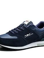 Zapatos Sneakers Tejido Negro / Azul / Rojo / Gris Hombre