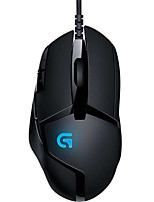 Original Logitech G402 Hyperion Fury Gaming Mouse 8 Programmable Button with High Speed 4000 DPI for PC Computer