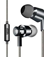 3.5mm connecteur écouteurs filaires (dans l'oreille) pour lecteur multimédia / tablette | téléphone mobile | ordinateur