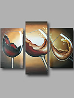 Stretched (Ready to hang) Hand-Painted Oil Painting 44