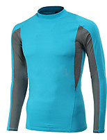 Anti-Eradiation/Quick Dry/Ultraviolet Resinstant Tops&Dive Skins Chinlon for Adult