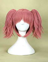 Capless Cosplay Wig Synthetic Hair Full Wig Suit for Party  2 Color Can be Choosed