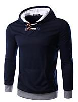 Sets Activewear Uomo Casual / Attività sportive Collage Manica lunga Rayon