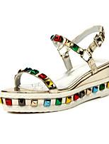 Women's Shoes  Wedge Heel Wedges / Platform /Slingback / Creepers /  Sandals Outdoor / Dress / Casual