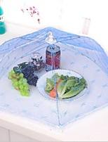 кухня партия стол еды крышка для хранения складной зонт сетки кружева металлический каркас случайный цвет