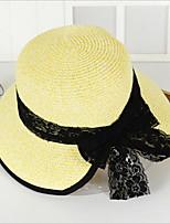 2016 Newest British Style Lace Beach Hat