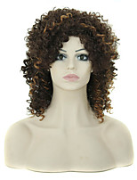 Fashion Synthetic Wigs Multi-color Curly Style Synthetic Wigs
