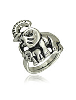 Unisex Alloy Ring Non Stone Alloy