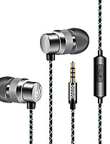 3.5mm Connector Wired Earbuds (In Ear) for Media Player/Tablet|Mobile Phone|Computer