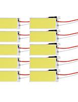 10pcs 12v Camry Blumenkrone 10w cob Lampe LED-Lese, LED-Lampe Tür mit superhellen weißen