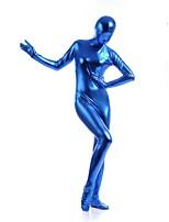 Shiny Spandex Skin-tight Full Bodysuit Zentai Costume
