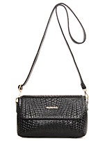 Women PU Sling Bag Shoulder Bag / Satchel / Evening Bag-White / Blue / Red / Black