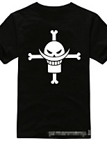 Inspired by One Piece Edward Newgate Cotton T-shirt