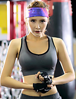 Autres®Yoga Soutien-gorge Respirable / Vestimentaire / mèche / Matériaux Légers Extensible / Haute élasticité Vêtements de sportYoga /