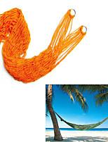 Travel Camping Nylon Hang Net Hammock 80 x 200cm