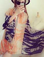 Spring Fashion Double-sided Printed Abstract Prints Cotton Twill Scarves Warm Silk Scarf  Oversized Shawl
