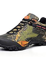 Zapatos Senderismo Cuero / Tela Negro Hombre