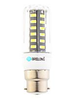 Lâmpadas Espiga B22 9W 900 lm 6000-6500;3000-3500 K Branco Quente / Branco Frio 42 SMD 1 pç AC 220-240 V T