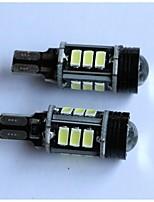 t15 5050-12smd + 1cree voiture tour feu de recul lampe blanche