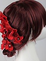 Women's Fabric Headpiece - Wedding / Casual Headbands 4 Pieces