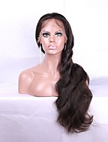Brazilian Hair Virgin Human Hair Natural Color Body Wave Lace Front Wig/Full Lace Wig