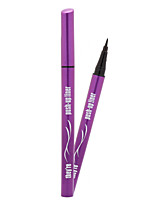 Eyeliner Crayons Humide / Mat Cils courbés / Gloss coloré / Longue Durée Noir Yeux 1 1 Make Up For You