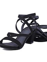 Chaussures Femme-Mariage / Extérieure / Bureau & Travail / Habillé / Décontracté / Soirée & Evénement / Travaille-Noir / Bleu / Marron-