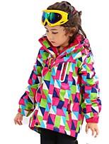 Veste & Manteau Fille de Hiver Nylon Multicolore