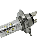 1998-2006 Year 12V 40W H4 Car LED HeadLamp CREE LED White Color for Elantra Palio etc