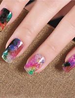-Finger-3D Nails Nagelaufkleber-Andere-1PCSStück -14.5*7.5cm