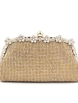 L.WEST® Women's Luxury High-grade Flower Diamonds Party/Evening Bag