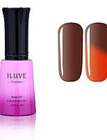 ILuve Nail Polish Temperature Colour Changing Chameleon UV Led Gel - For Nail Art - Long Lasting Soak Off Varnish # 5741