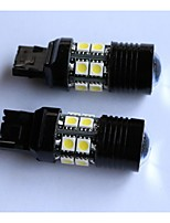 T20/T25/1156/1157 5050-12SMD+1CREE Car Tail Brake Light Turn Light Reversing lamp Side Marker Light White