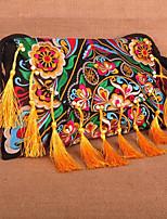 Women Canvas Sling Bag Shoulder Bag-Multi-color