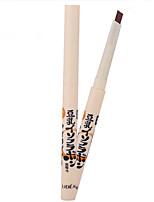 Sobrancelha Lápis Secos / Mate / Mineral Gloss Colorido / Longa Duração / Natural Multi Cores Olhos 1 1 LIDEAL