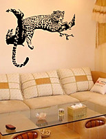 Animals Tiger Wall Stickers Plane Wall Decals,Vinyl 60*90cm