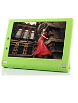 borracha de silicone tampa da caixa da pele gel para tablet Lenovo yoga 2-1050f 10,1